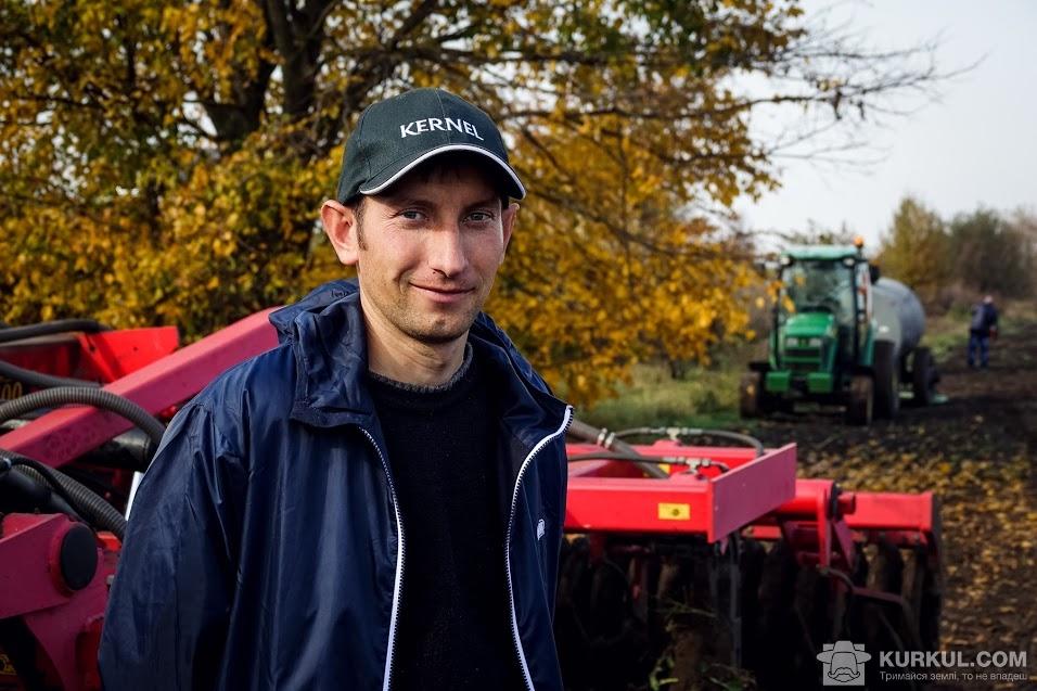 Олександр Омельяненко, керівник науково-дослідного пункту «Дружба-Нова»