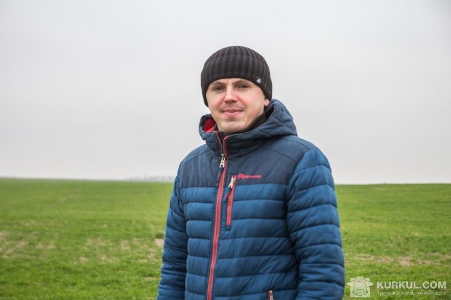Дмитро Лощаков, директор підприємства «Талісман-агро»