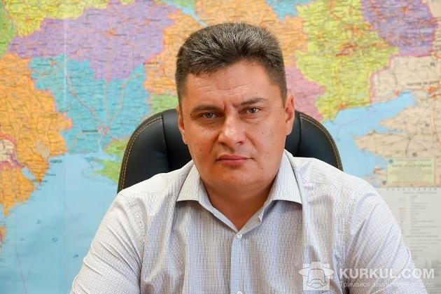 Сергій Середа, шеф-агроном компанії «Арніка»