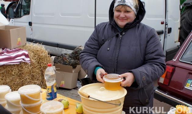 На ярмарку у Хмельницькому були представлені меди на будь-який смак