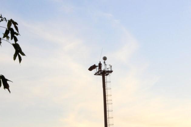 Оглядач на вежі