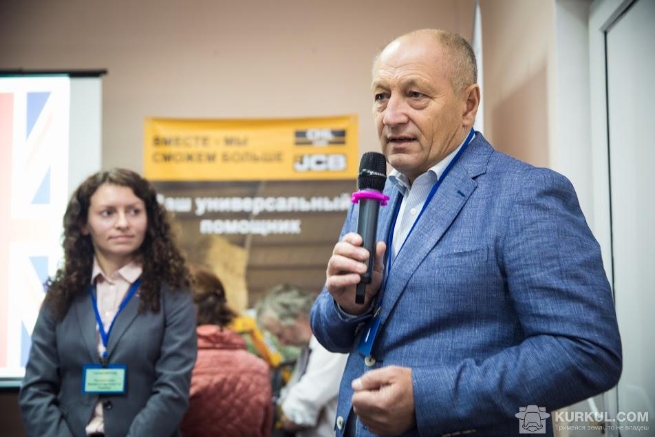 Директор ТВД «Терезине» Іван Кудлай
