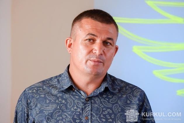 Анатолій Березовський, керівник ПСП «Новоселиця»