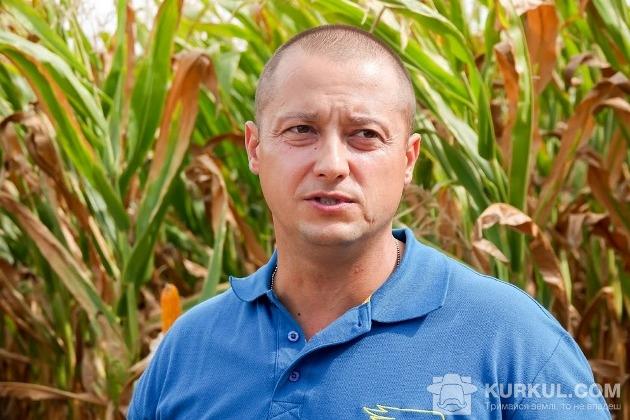 Сергій Братущак, менеджер відділу розвитку продукту та технологій компанії «Монсанто Україна»
