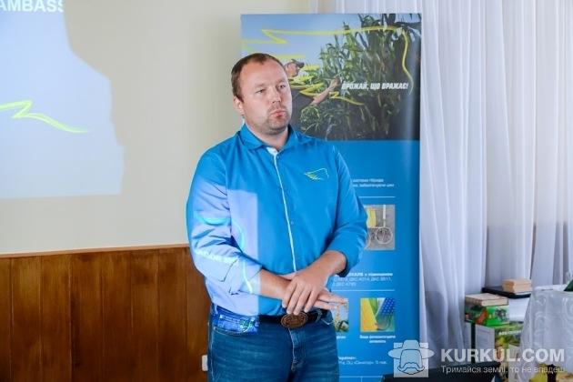 Костянтин Новіков, маркетинг-менеджер Monsanto
