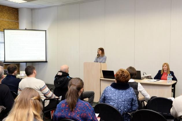 Вікторія Кіпріянова на «Зернових технологіях»
