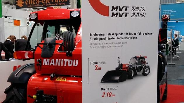 Manitou MVT 730