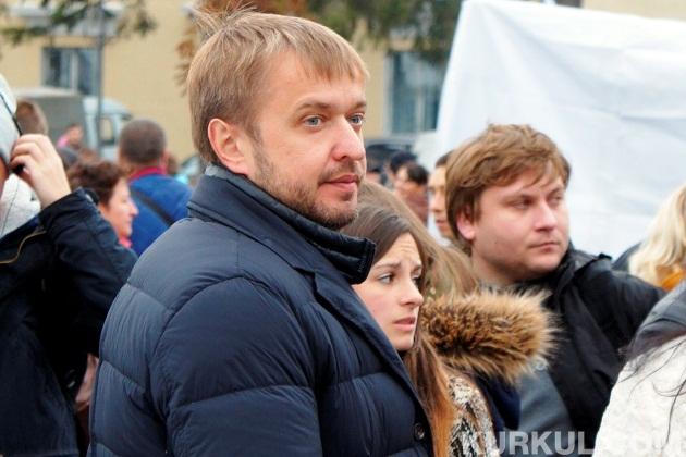 Голова агропромислової корпорації Сварог Вест Груп Андрій Гордійчук