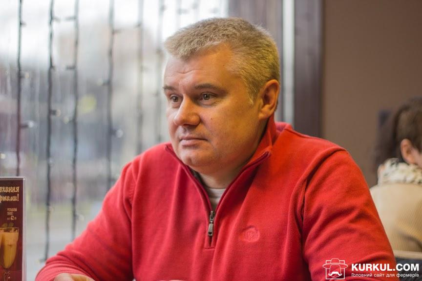 Віталій Саблук, заступник директора ННЦ «Інститут аграрної економіки»