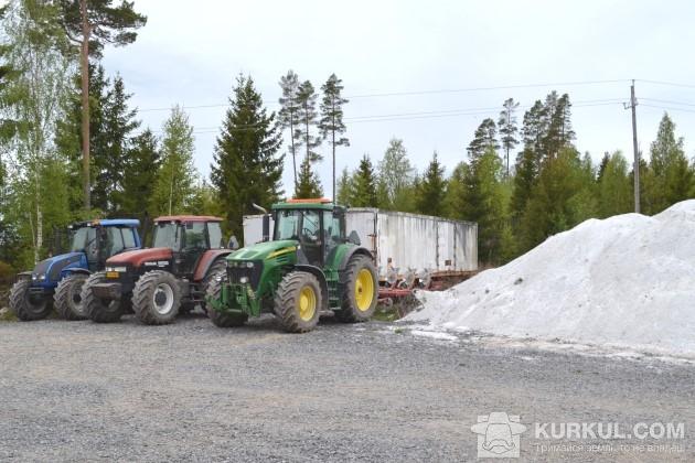 Трактори господарства