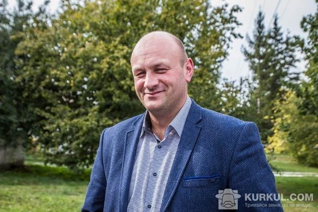 Василь Цвик, голова ФГ «Тетяна 2011»