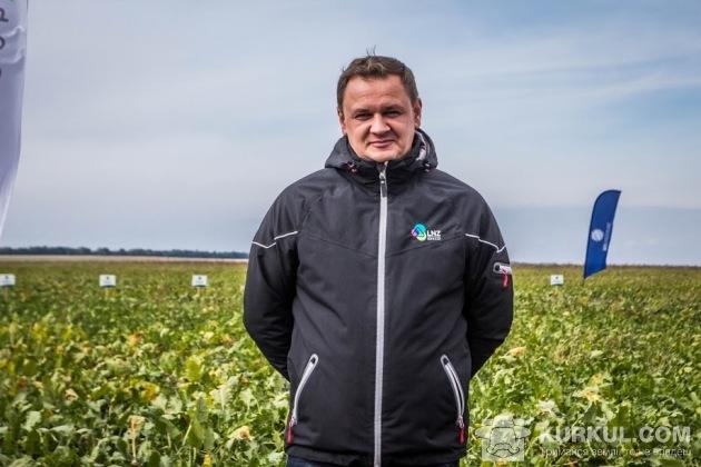Андрій Полтавець, директор дистрибуційної компанії «ЛНЗ»
