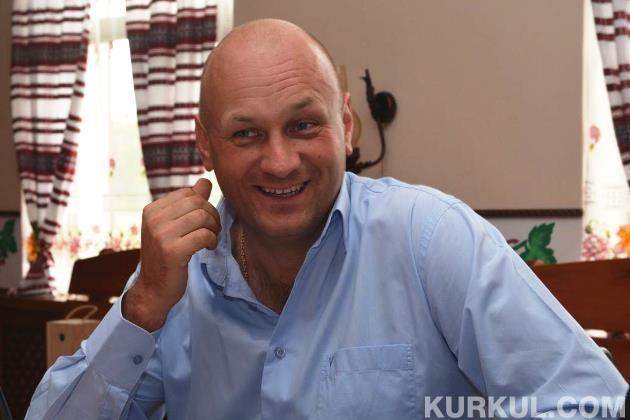 Василь Цвик, заступник голови ФГ Тетяна 2011