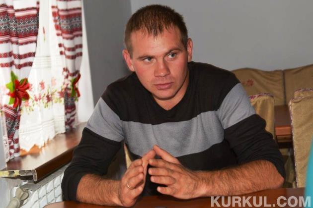 Олександр Сивогорло, головний агроном ФГ Тетяна 2011
