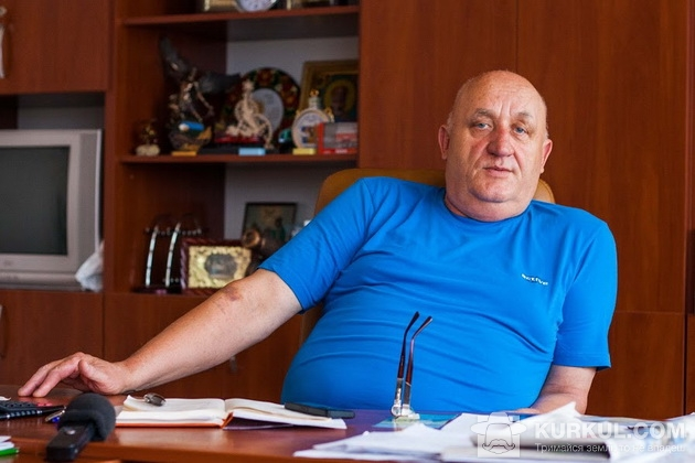 Іван Сало, керівник господарства «Беєво»