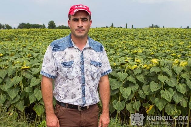 Олексій Олещенко, головний агроном «Беєво»
