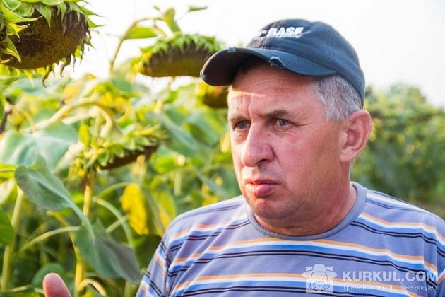 Юрій Семироз, головний агроном ДП «Зернятко»