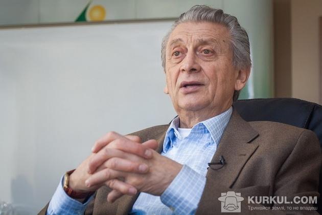 Голова Асоціації виробників та переробників сої Віктор Тимченко