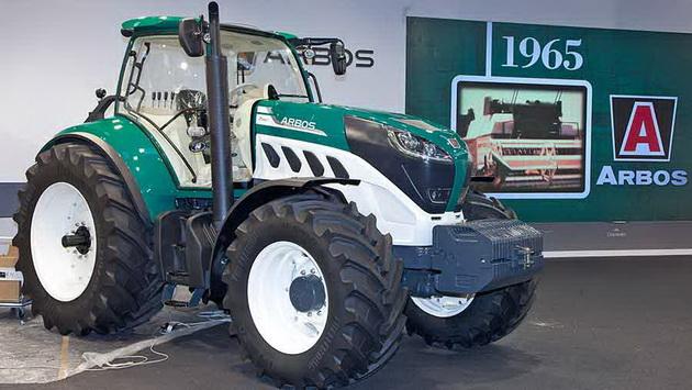 Arbos tractors