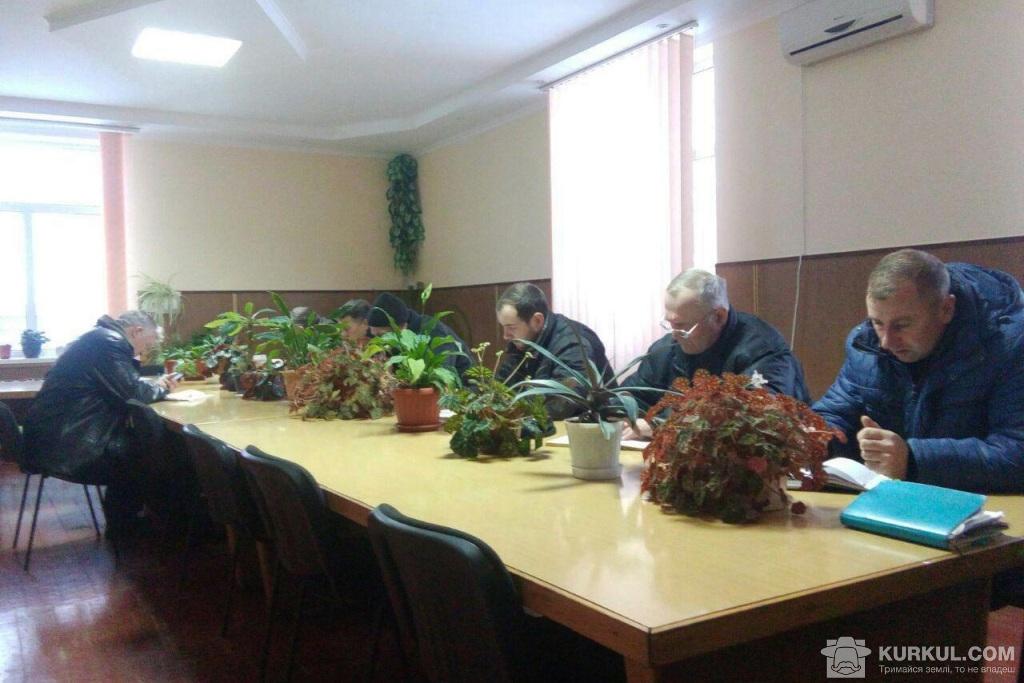 Планування у  ДПДГ «Шевченківське»