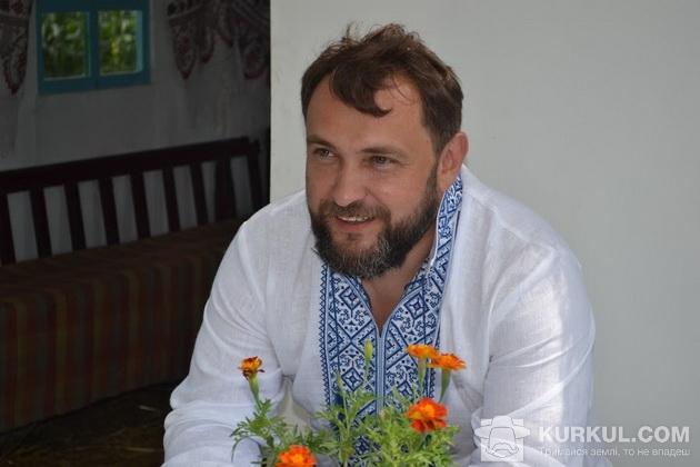 Андрій Душейко, директор господарства СТОВ «Дніпро»