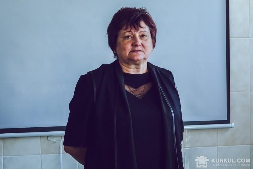 Світлана Кудако, голова кооперативу «Могутній»