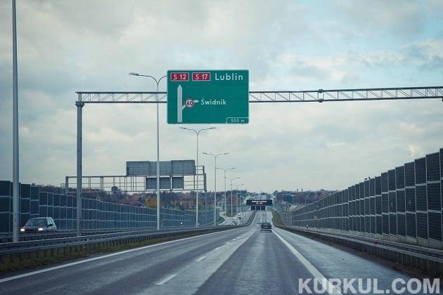Ідеальними дорогами Польщі