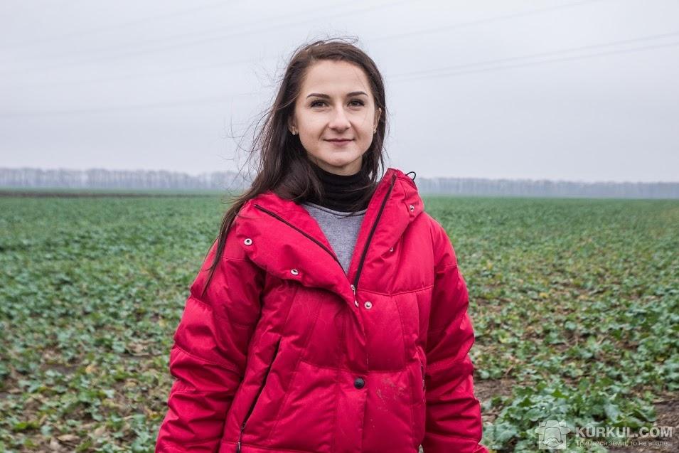 Олександра Кірічек, представник компанії «КВС-УКРАЇНА»