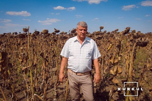 Микола Касімов, директор господарства ім.Суворова