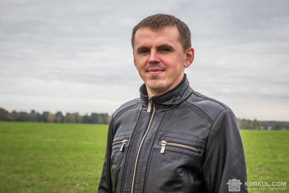 Дмитро Лощаков, директор ФГ «Талісман-агро»