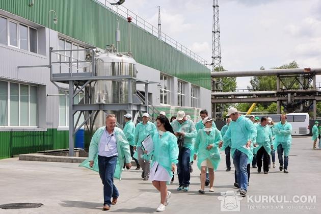Екскурсія на завод