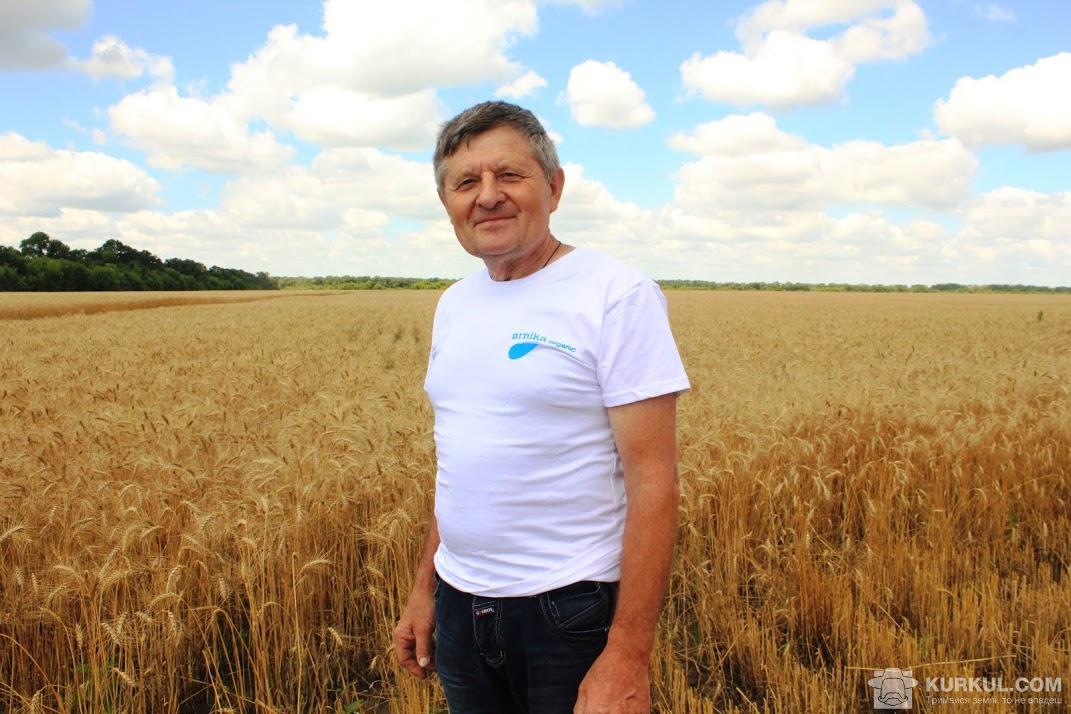 Борис Купенко, головний агроном господарства «Новомосковськ Агро»