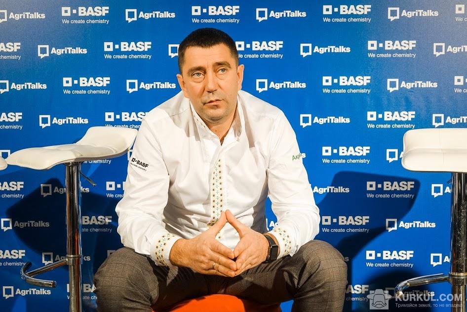 Костянтин Карпач, керівник Центрального регіону BASF в Україні, менеджер з національної дистрибуції