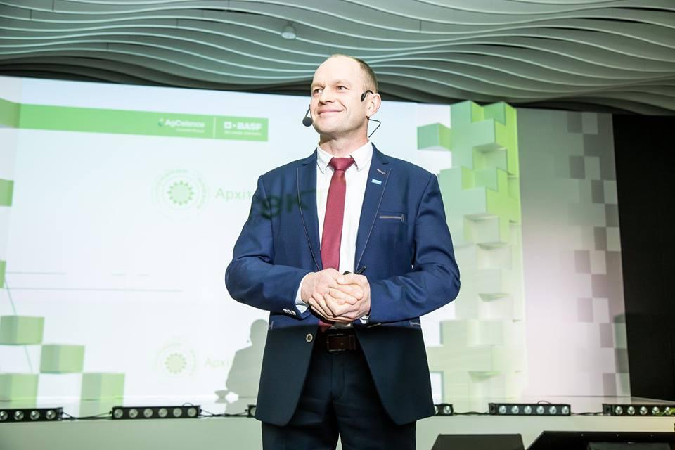 Сергій Кучеров, технічний менеджер BASF із розвитку продуктів на олійних культурах в Україні, Молдові та країнах Кавказу