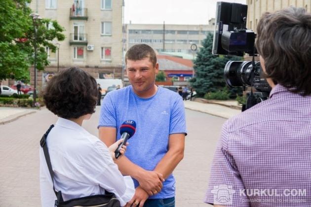 Олег Трибіненко, співвласник підприємства «Нива-2010»