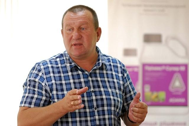 Леонід Центило, директор ТОВ «Агрофірма «Колос»
