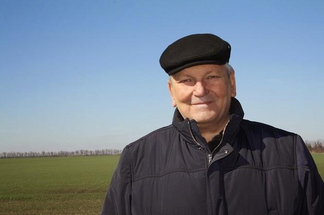 Василь Колесніченко, фермер, засновник ФГ «Оазис»