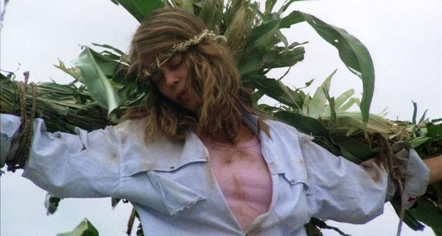 Кадр з фільму Діти кукурудзи