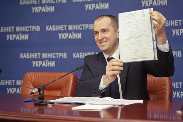 Олексій Павленко, міністр аграрної політики та продовольства України