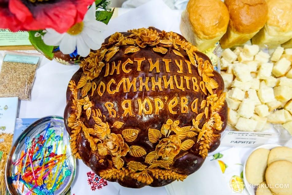 Коровай Інституту рослинництва ім. В.Я. Юр'єва