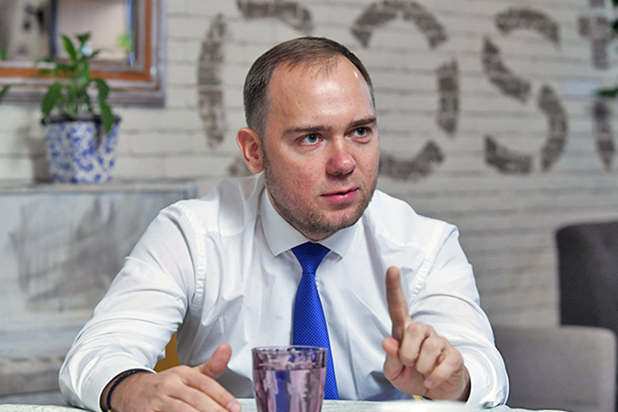 Євген Кугук, CEO компанії Innovation Agro Technologies