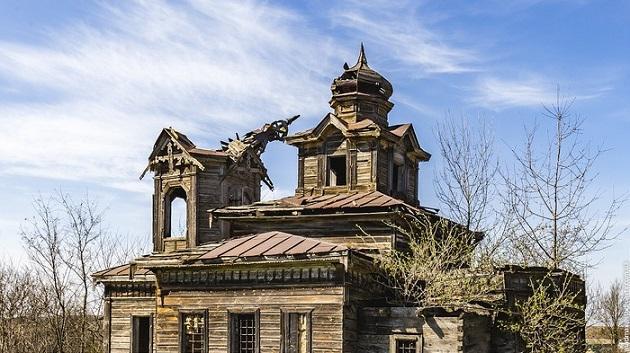 Церква на Вінничині