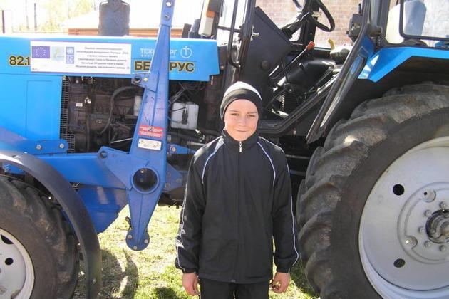 Трактор кооперативу