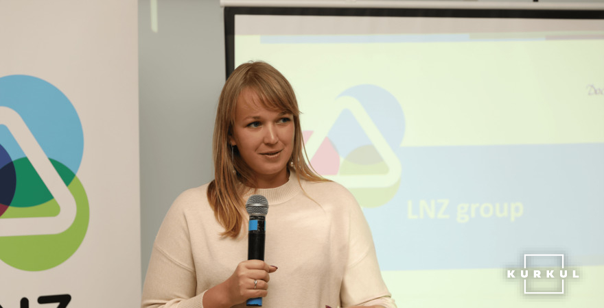 Юлія Каменєва, директор з маркетингу LNZ Group