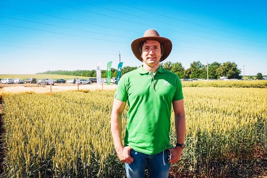 Олексій Стеценко, директор з розвитку бізнесу «Агроскоп Інтернешнл»