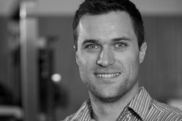 Алістер Скарф, співзасновник компанії Robotic Plus