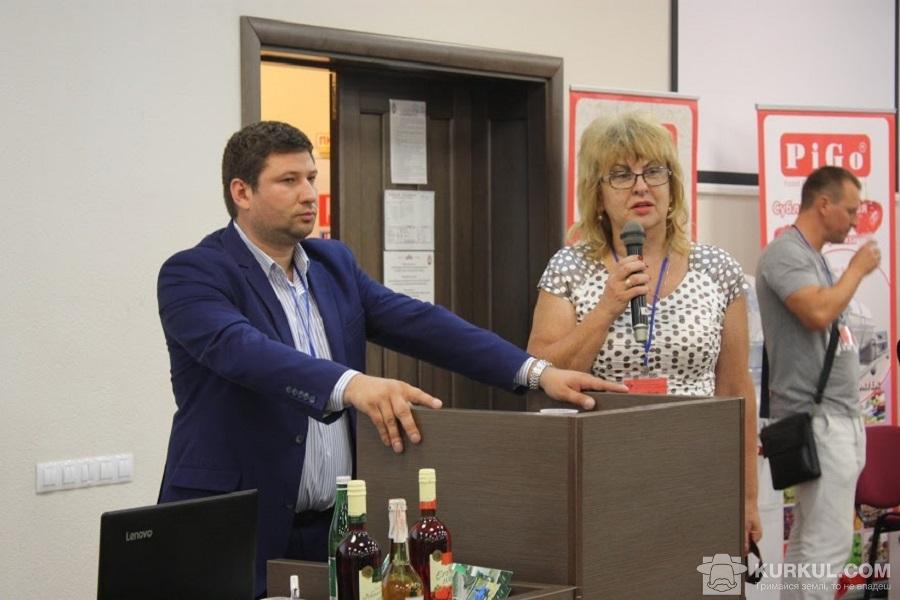 Володимир Печко і Катерина Конєва