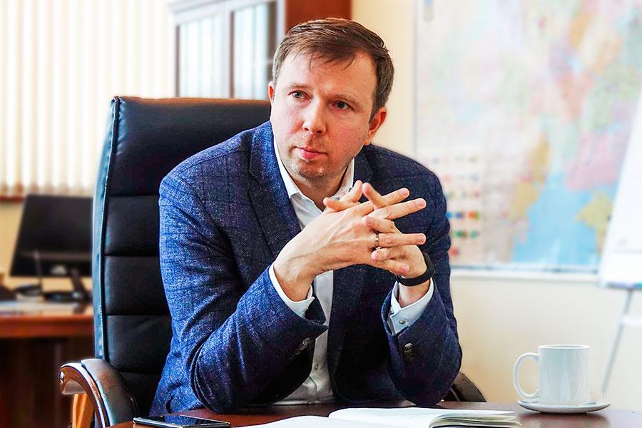 Антон Яковенко, генеральний директор «Агроскоп Інтернешнл»